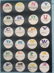 alfabeto alunni